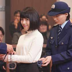 川島海荷(C)日本テレビ