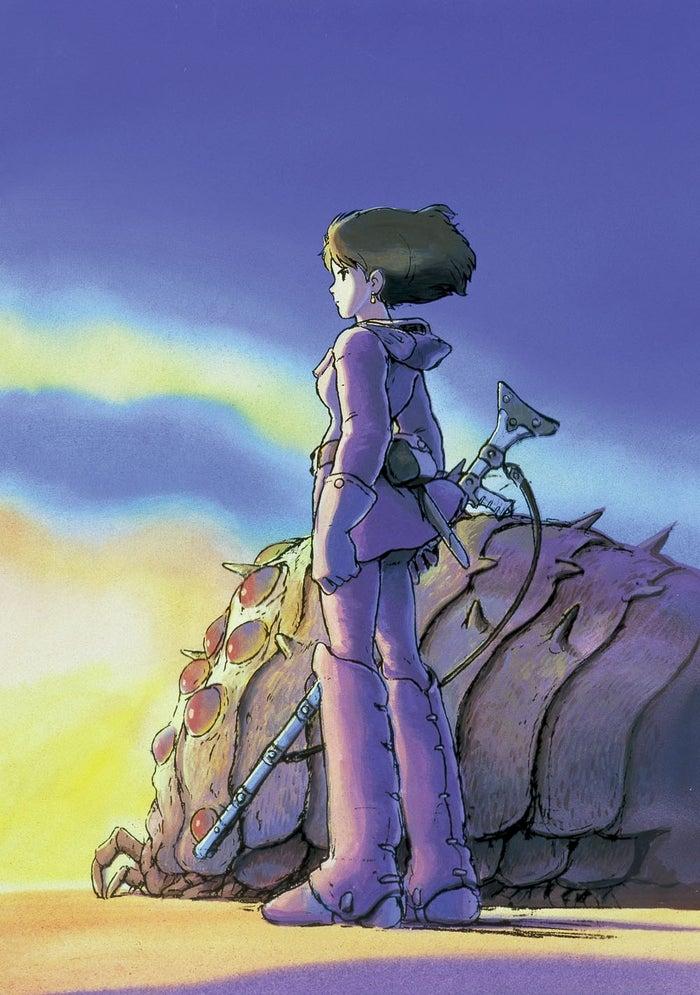 「風の谷のナウシカ」 (C)1984 Studio Ghibli・H
