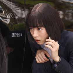 永野芽郁 「ハコヅメ~たたかう!交番女子~」最終話より(C)日本テレビ