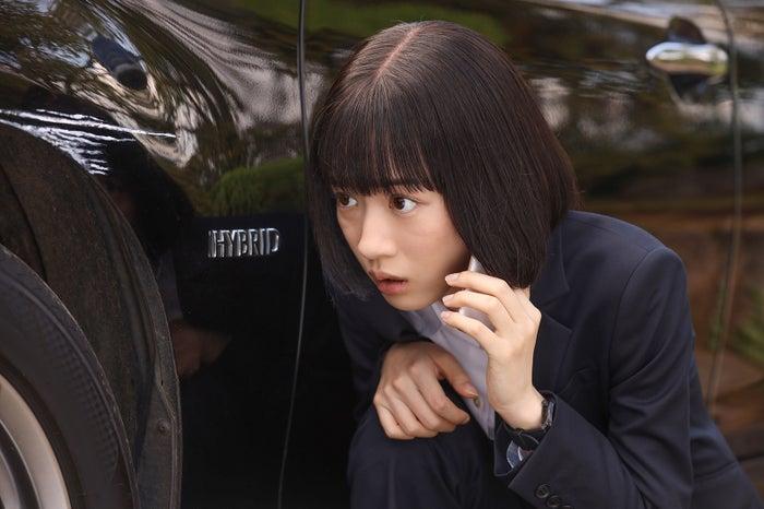 永野芽郁 「ハコヅメ〜たたかう!交番女子〜」最終話より(C)日本テレビ