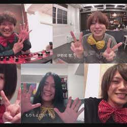 モデルプレス - Hey! Say! JUMP伊野尾慧、スマホだけで収録番組にゲスト出演「先進的な体験をした」