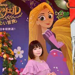 中川翔子(C)Disney