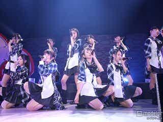 AKB48チーム8、新メンバー&選抜ユニット楽曲初お披露目 スペシャルゲストも