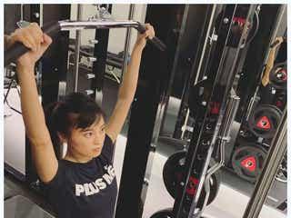 小島瑠璃子、約6キロ増で「史上最高体重」に  トレーニング明かす