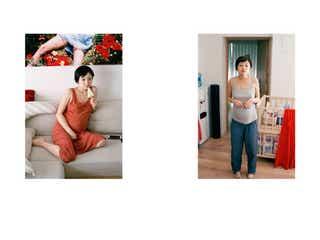 安達祐実、妊娠中のプライベート写真公開 夫・桑島智輝氏が撮影