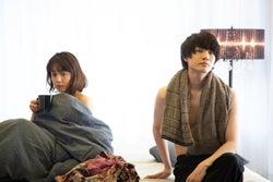 トリンドル玲奈、桜田通/「パーフェクトクライム」より(C)ABCテレビ