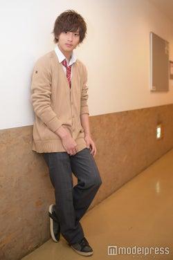 「男子高生ミスターコン2015‐2016」審査員特別賞を受賞した池田翼くん(C)モデルプレス