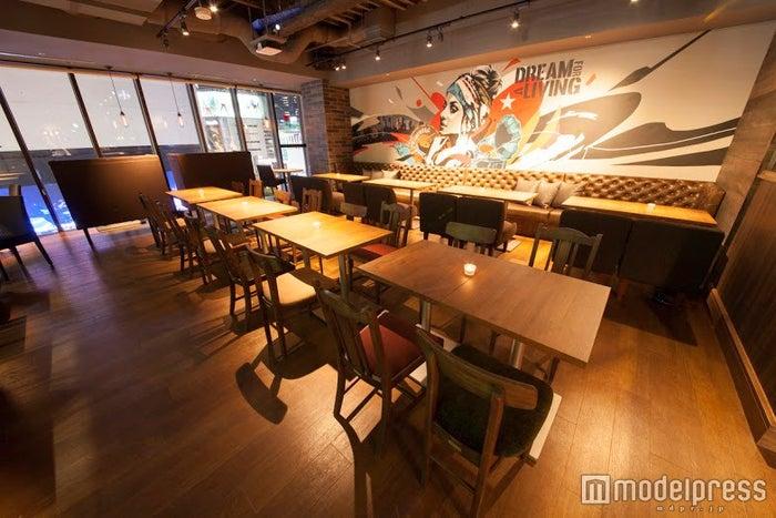 kawara CAFE&DINING 新宿靖国通り店/画像提供:エスエルディー