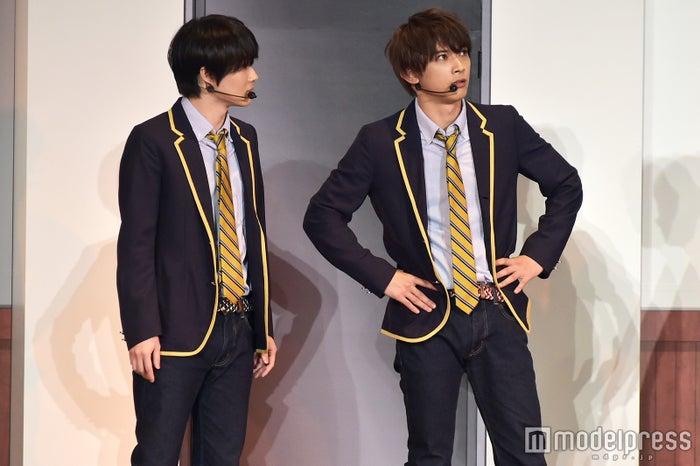 神木隆之介、吉沢亮 ※写真は26日昼公演のもの(C)モデルプレス