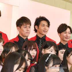 純烈・酒井一圭、友井雄亮、白川裕二郎、後上翔太、小田井涼平 (C)モデルプレス