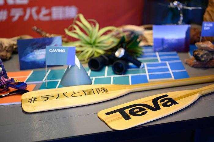 「Teva」と一緒に旅を楽しもう!/提供写真