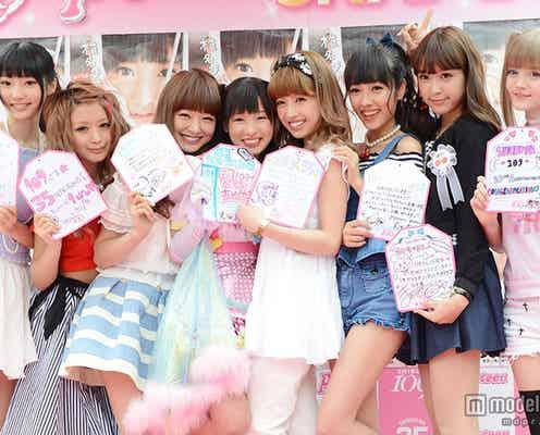 くみっきーら「Popteen」モデルが豪華サプライズ集結 渋谷が悲鳴に包まれる