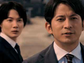 "V6岡田准一、""同期""神木隆之介と初共演で息ぴったり"