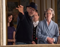 『BFG:ビッグ・フレンドリー・ジャイアント』撮影秘話! スピルバーグはペネロープ・ウィルトンに一目惚れ?