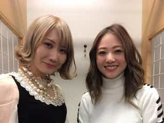 AAA伊藤千晃、結婚同日発表のセカオワSaori&Nakajinと祝福「みんなでおめでたいね」