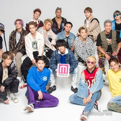 THE RAMPAGE from EXILE TRIBE(C)モデルプレス