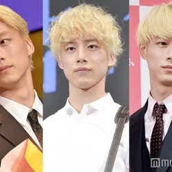 モデルプレス - 金髪の坂口健太郎「マッシュ」「ふわふわ」「七三」アレンジで印象激変