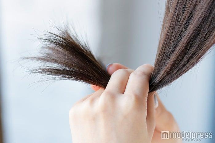 乾燥しやすい時期のヘアダメージが静電気の原因に(C)モデルプレス