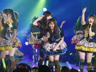 NMB48、「ナギイチ」など4曲熱唱で「日本女子博覧会」大トリ飾る<セットリスト>