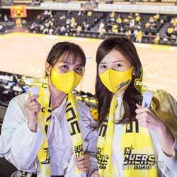 モデルプレス - 渋谷でスポーツ観戦ができるって本当?まるでショーのようなバスケ観戦を体験してみた