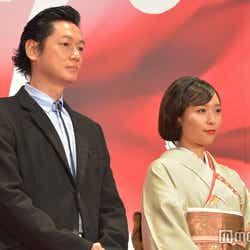 井浦新、黒川芽以/東京国際映画祭(C)モデルプレス