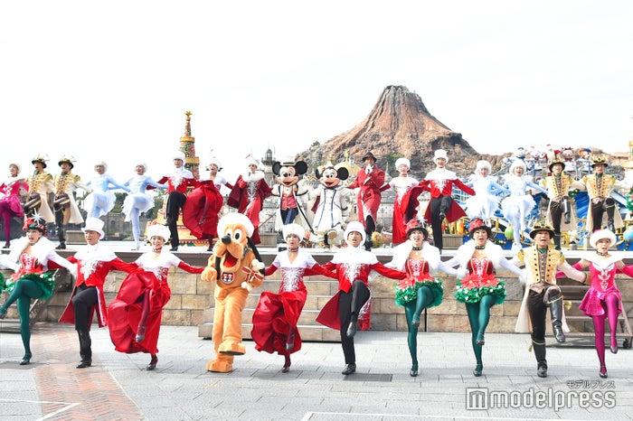 「イッツ・クリスマスタイム!」(C)モデルプレス(C)Disney