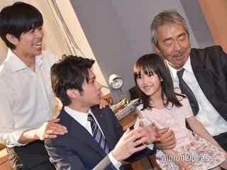 山田裕貴が号泣「すごくプレッシャーを感じて…」井ノ原快彦ら「特捜9」メンバーが総ツッコミ