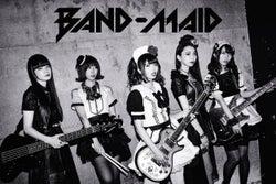 BAND-MAID メジャー3rdシングルリリース決定