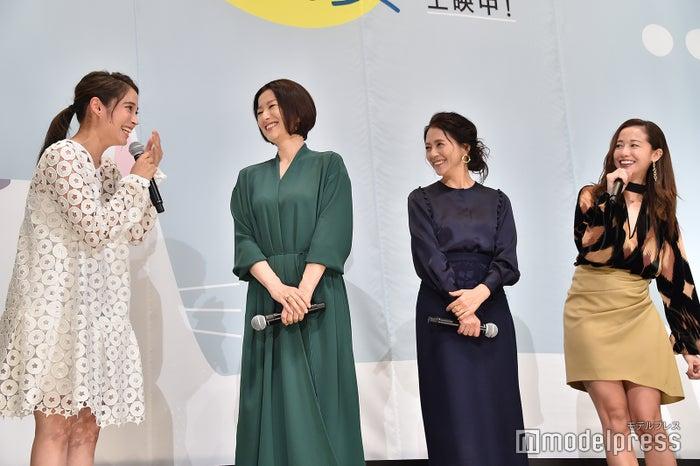 広瀬アリス、鈴木京香、小泉今日子、沢尻エリカ (C)モデルプレス