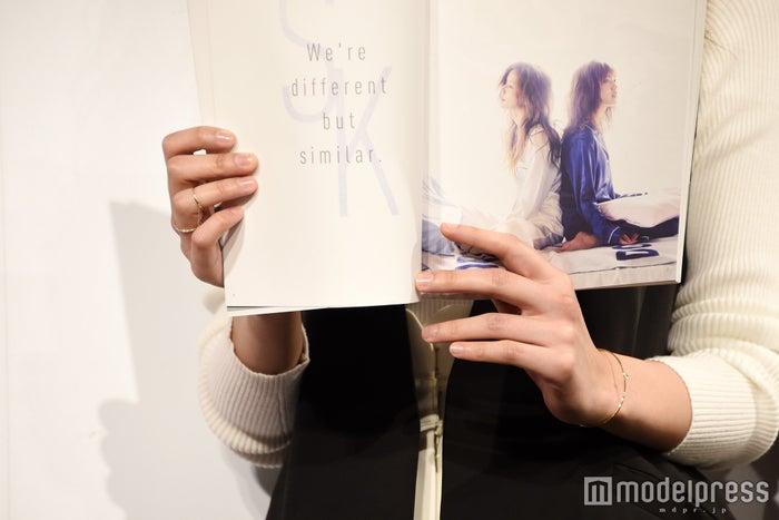 <ファッションチェック>華奢なアクセサリーで女性らしさをプラス/藤井萩花(C)モデルプレス