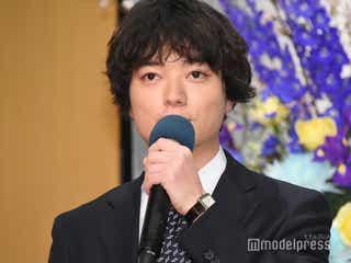染谷将太、織田信長役オファーに驚く「まさか自分が」 主演・長谷川博己は期待<麒麟がくる>