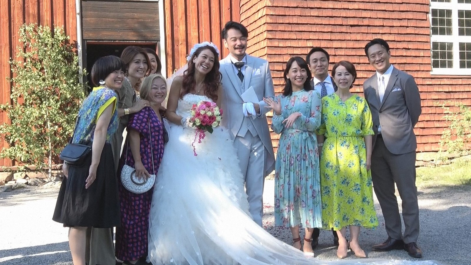 結婚 出水 麻衣