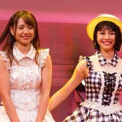 モデルプレス - SUPER☆GiRLS志村理佳&田中美麗、卒業を発表