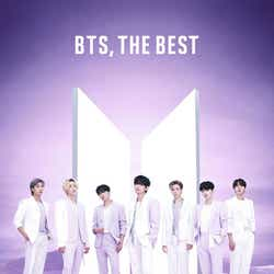 BTS「BTS, THE BEST」初回限定盤A (提供写真)