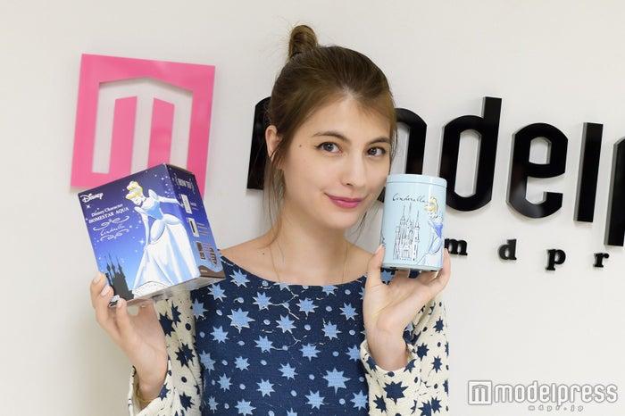 マギーさんサイン入り「ディズ二ーキャラクター ホームスターアクア」をプレゼント!(C)モデルプレス