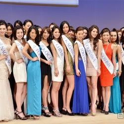 極上美女が集結!「2013 ミス・ユニバース・ジャパン」ファイナリスト決定