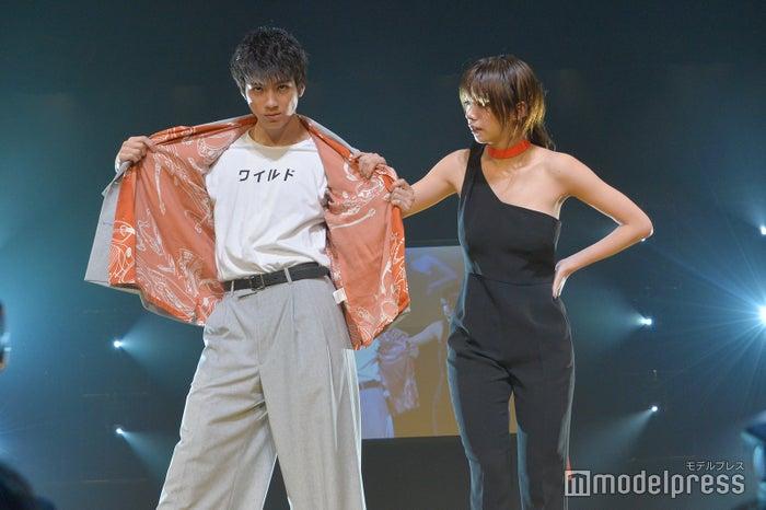 山田裕貴、池田エライザ(C)モデルプレス