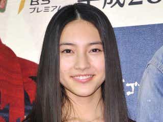 ドコモ新CMで注目の美女・久保田紗友「すごく想像した」初々しい姿に共演者からフォロー