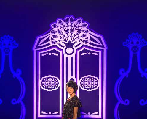 乃木坂46生駒里奈「ANNA SUI」モデル就任 フェミニン×ロックでアジアを魅了<コメント到着>