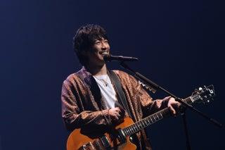 """DEAN FUJIOKA、自身初のアジアツアー開幕 """"唯一無二""""のステージで魅了"""
