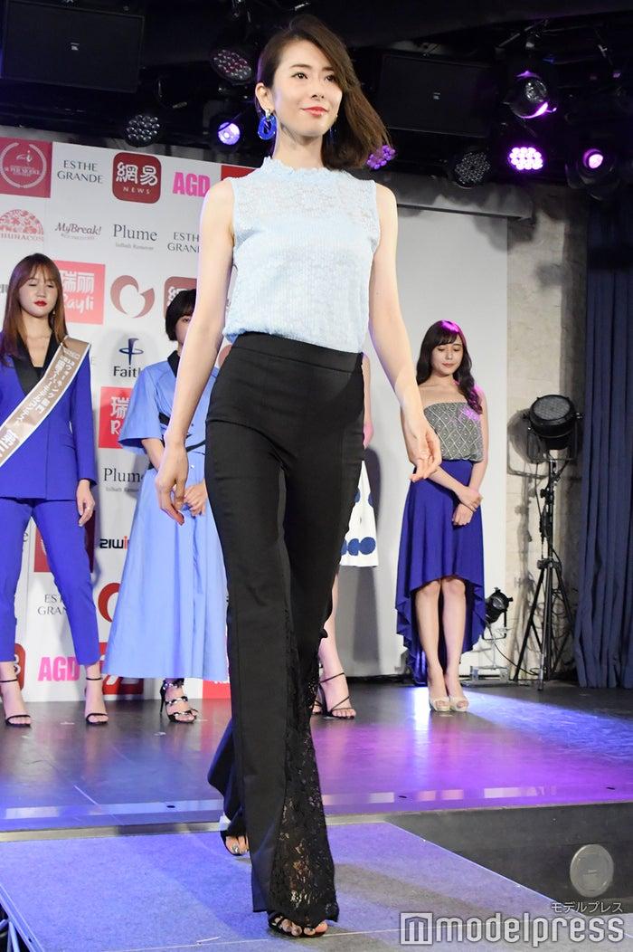 丸尾歩 (C)モデルプレス