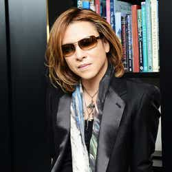X JAPAN・YOSHIKI(提供写真)