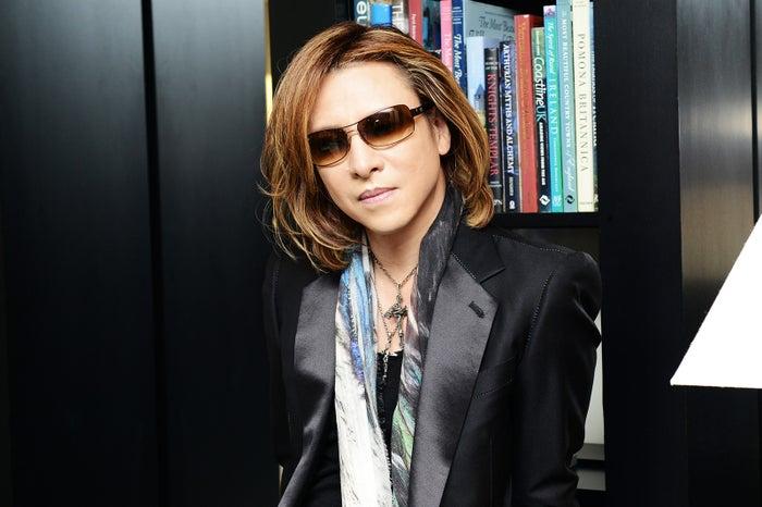 X JAPAN・YOSHIKIインタビュー(提供写真)