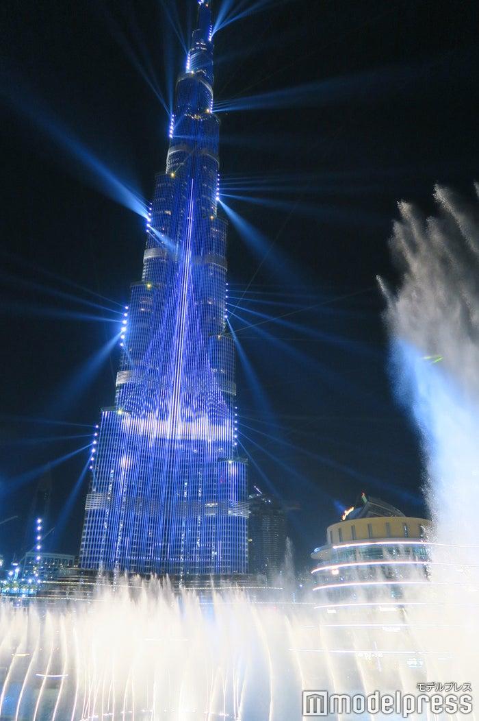 世界一のスケールを誇る水と光のエンターテイメント(C)モデルプレス