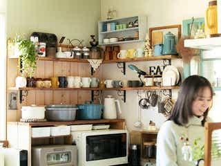 【すてきなあの人のキッチン #3】楽しみながらつくる、子育てママのこだわりキッチン