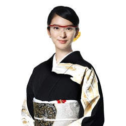 武井咲、仕事復帰へ 着物姿で変わらぬ美貌