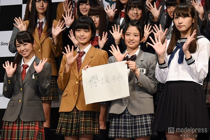 「欅坂(けやきざか)46」1期生メンバー決定 「鳥居坂46」からチーム名変更【モデルプレス】