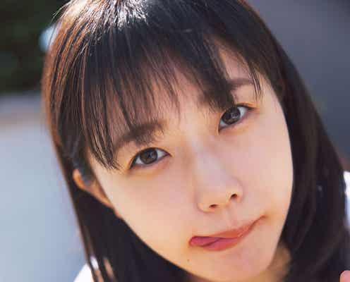 STU48瀧野由美子、1st写真集発売前重版決定 舌ペロカット&秋元康の帯コメント公開<君のことをまだよく知らない>