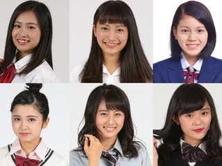 【中間発表】「女子高生ミスコン」九州・沖縄エリア、1位~12位の速報結果<日本一かわいい女子高生>