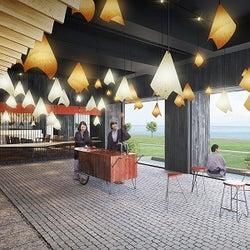 「星野リゾート 界 別府」2021年春開業へ、別府湾を望む極上オーシャンビュー
